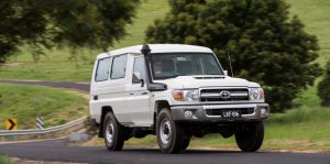 Toyota LandCruiser J70 Series