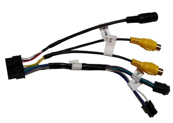 Vide Audio cable Vline