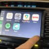 Toyota Landcruiser Sahara CarPlay